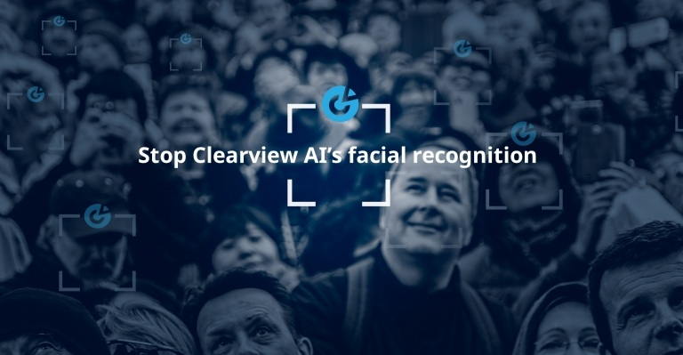 Image for Take back your data from Clearview AI!
