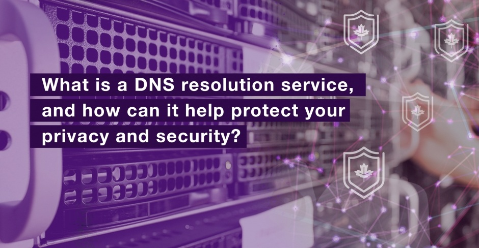 Image for What is a DNS resolution service, and how can it help protect your privacy and security?