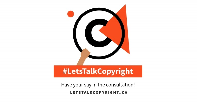 Image for Your views made it to the government's report on copyright in Canada!