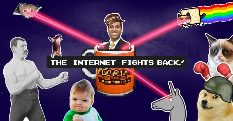 Image for Let's Bring Net Neutrality Back For Good!