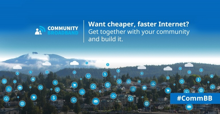 Image for How Community Broadband can deliver faster, cheaper Internet for all Canadians