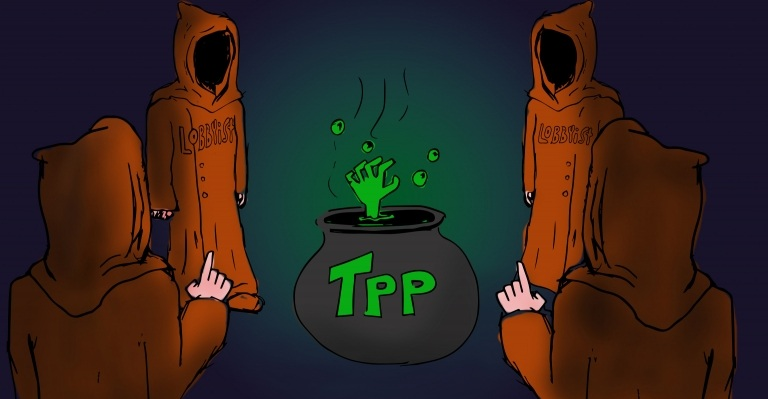 Image for Back from the grave — Secret TPP talks to resume in Toronto