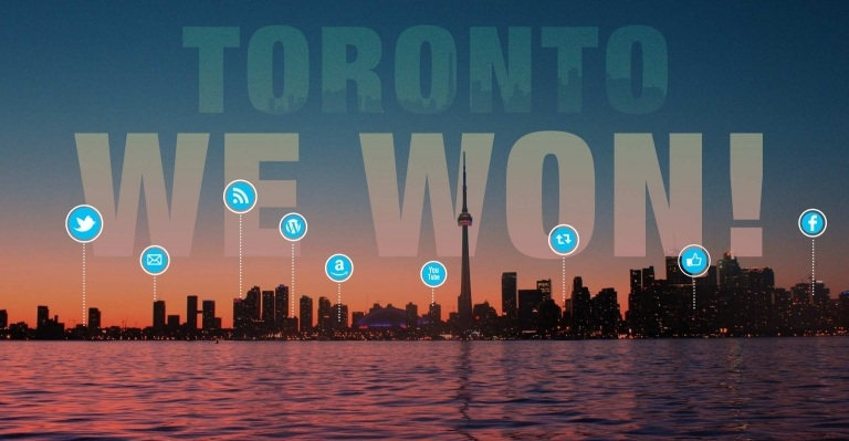 Image for You did it, Toronto! It's full steam ahead for Community Broadband!