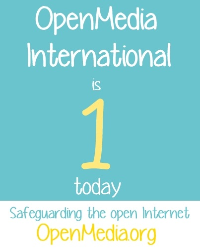 Image for Celebrating one year of fighting for an open Internet worldwide