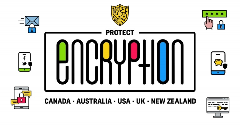 Image for 5 eyes: Save Encryption