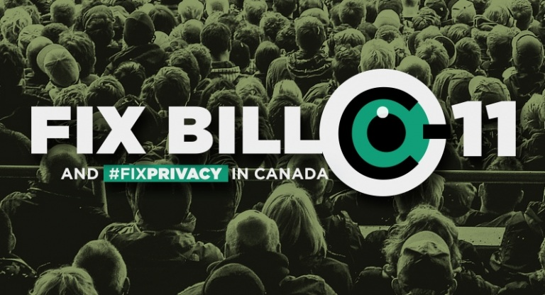 Image for Fix Bill C-11
