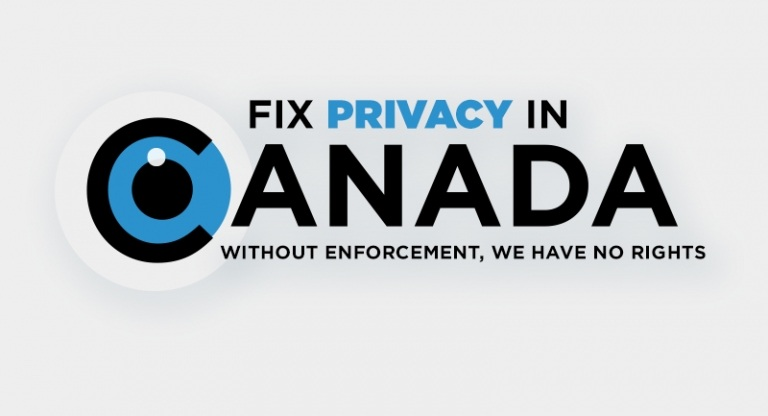 Image for Fix Privacy in Canada