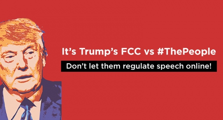 Image for Say NO to the FCC Speech Police