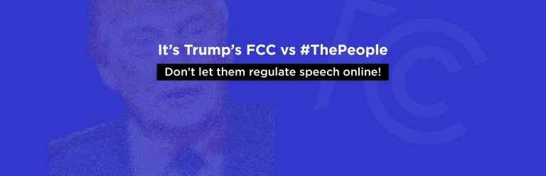 Image for Save Internet free speech!