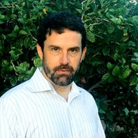 Portrait of Dave Paris