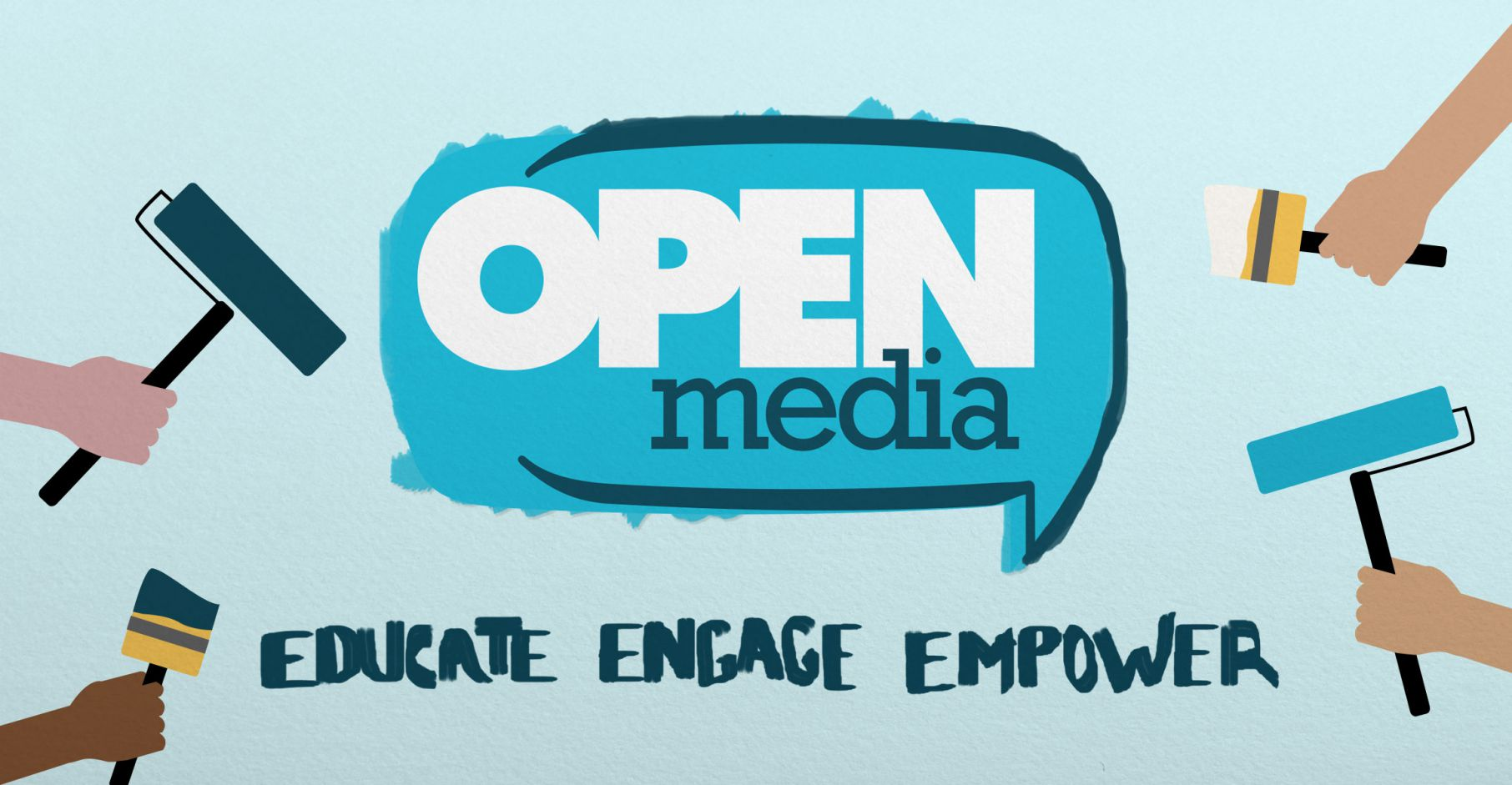 OpenMedia: Educate, Engage, Empower
