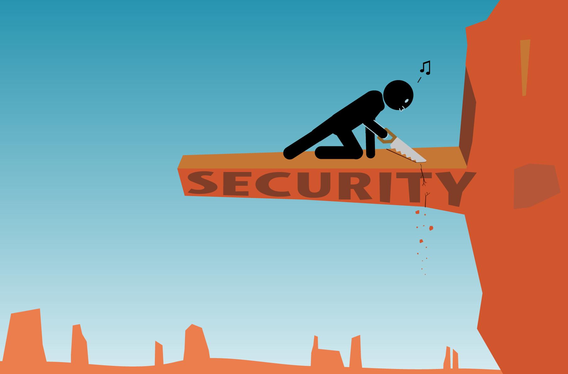 Undermining Security