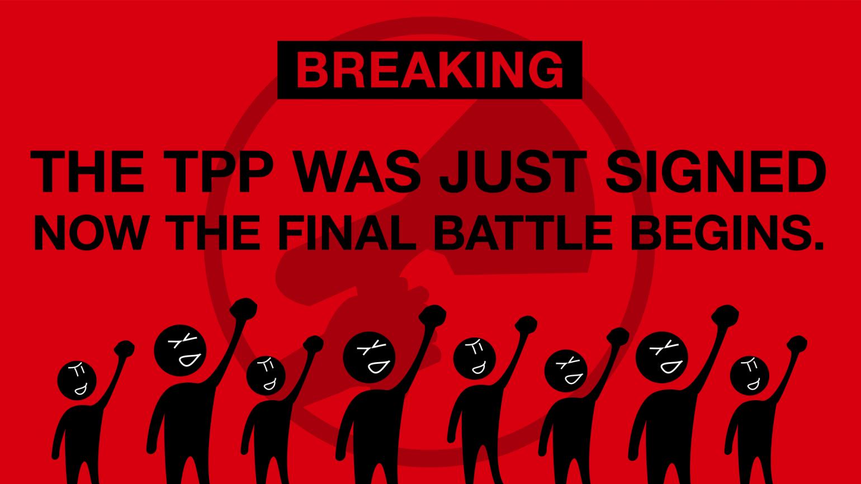 TPP final battle