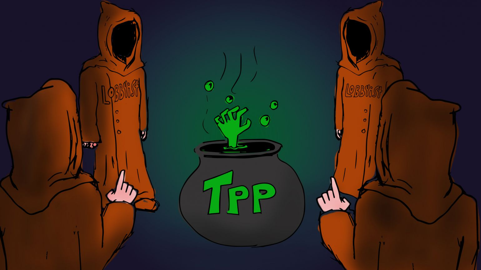 Let's Send The TPP Back To Its Grave