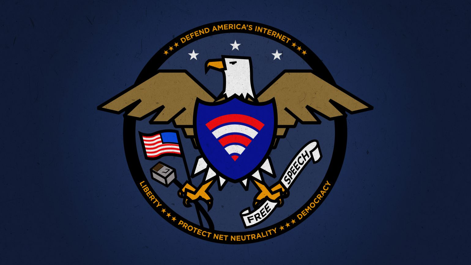 Defend America's Internet