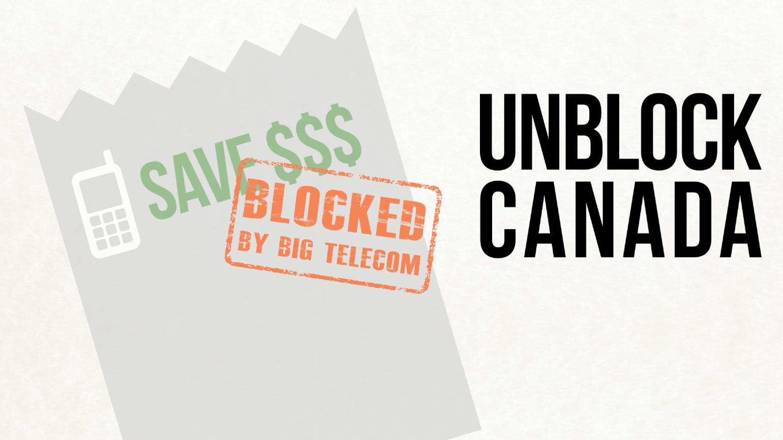 Unblock Canada