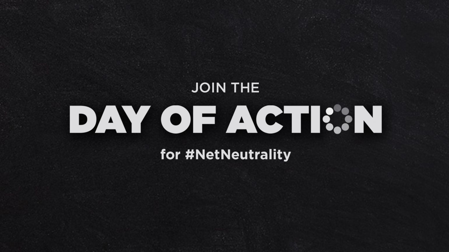 Day of Action to Defend Net Neutrality