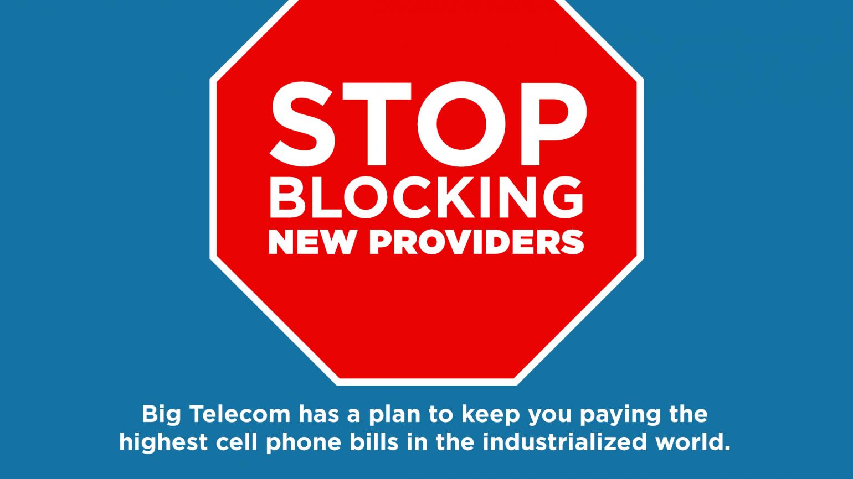 Stop Blocking New Providers