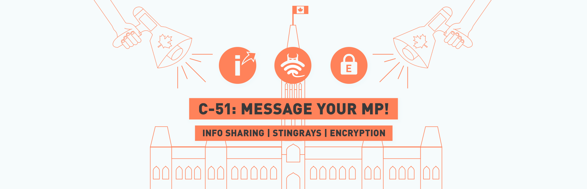 C-51: MESSAGE YOUR MP