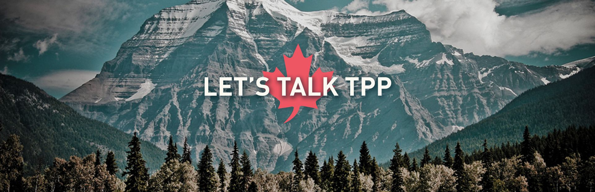 Let's Talk TPP!