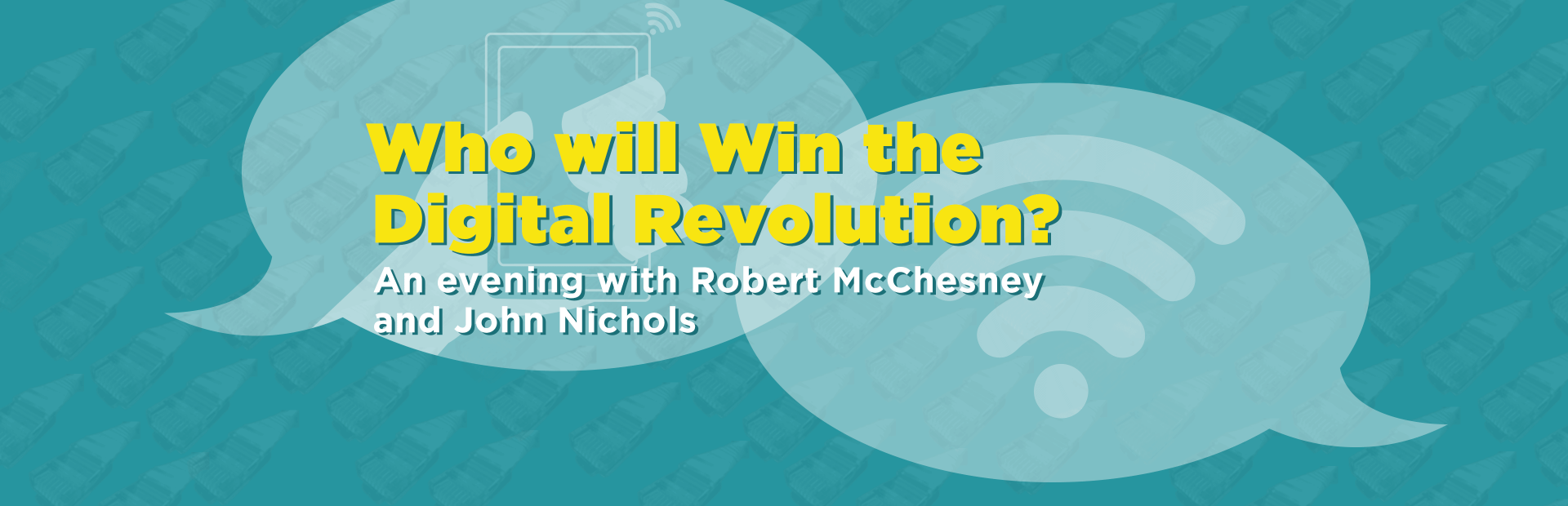 Who will win the Digital Revolution?