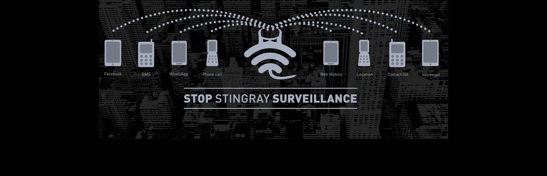 Stop Stingray Surveillance
