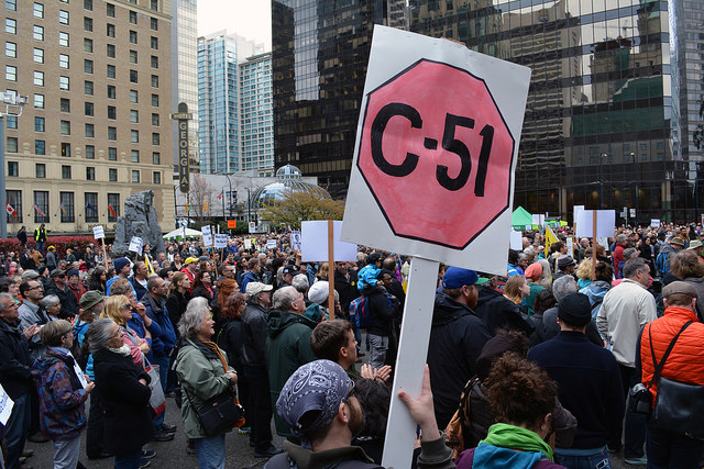 Image for How can we get the Liberals to be the best they can be on Bill C-51?