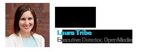 Laura Tribe's OM Signature