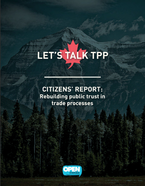 Profile picture of Let's Talk TPP