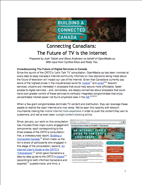 Profile picture of Building a Connected Canada